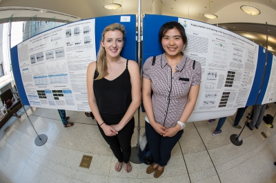 Twin poster presentations