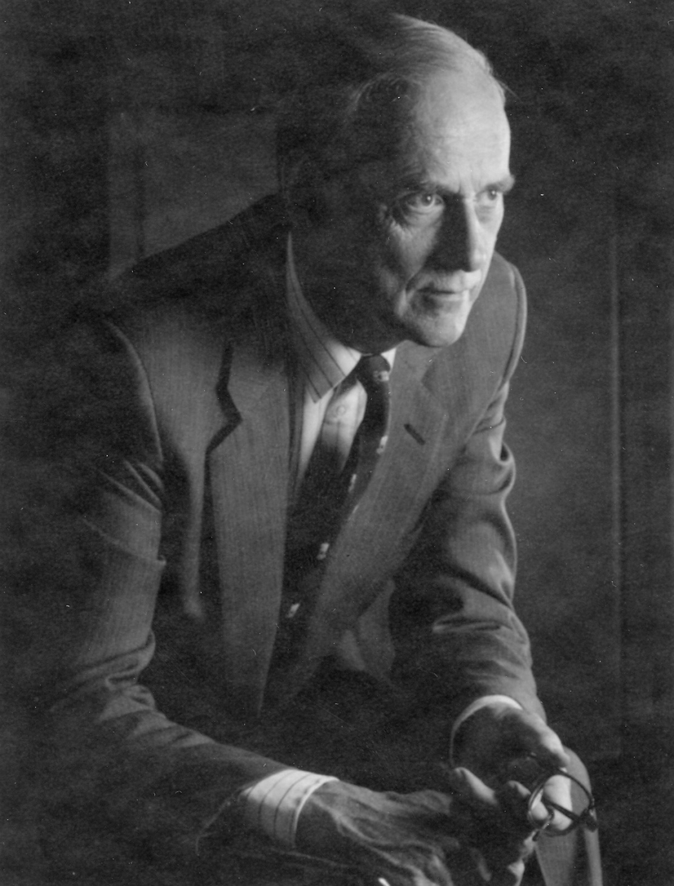 George Connell Chair 1965-1970, U. of T. President 1984-1990