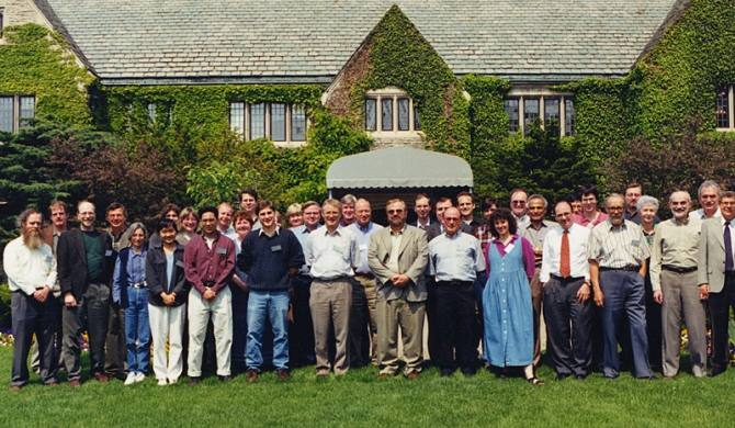 Faculty and Staff 1998