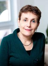 Dr. Daniela Rotin portrait