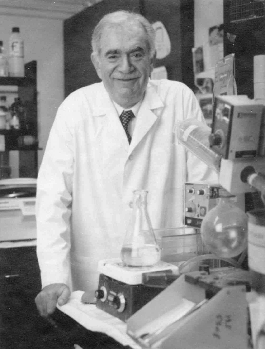 Harry Schachter Chair 1984-1989
