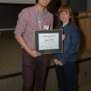 Sympascho Young wins the Faculty of Medicine Undergrad Leadership award