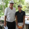 Sarah Kim captures both women's longest drive and closest to the hole prizes