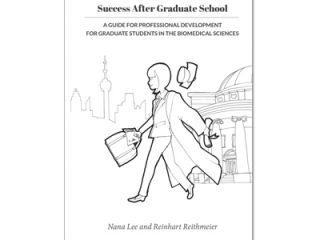 An image of book cover for Success After Graduate School.