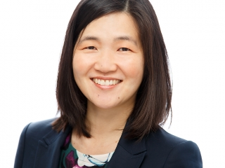 A photo of Dr. Nana Lee.