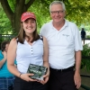 Winner: Women's Longest Drive - Elyse Latrielle