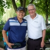 Winner of Men's Longest Drive AND Closest to the Pin - Mike Tsay