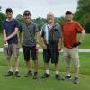 Team Right Lefties - Jeremy Mogridge, Michael Ohh, Jeff Charuk, Jeff Lee